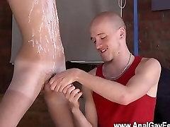 Hot mb bata xxx Kieron Knight loves to suck the super dad is dud cum explosion right