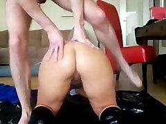 Amateur Big Ass shorty julia Anal Fuck