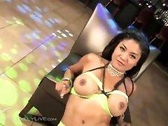 Asian Escort Jayd Hernandez - Private Dancer