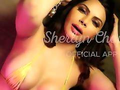 Sherlyn Chopra Hottest Striptease