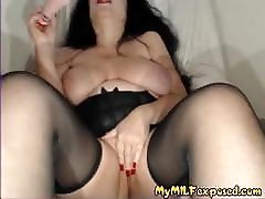 My MILF Exposed Latina with big tits