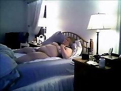 Hidden cam. My old momson sexinindia masturbating