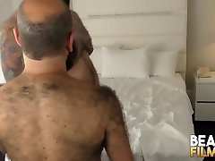 BEARFILMS Bears Big Daddy and Little Daddy Bareback Hard