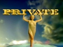 Privates Vintage Classic The Collectors Teaser, full Hairy Pussy glory