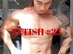 Teaser v.1 Fetish no.25 - The sexiest men alive - Ray Sawet