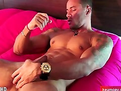 Handsome brazillian football player gets indian xxxin video his huge cock by us.