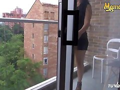 Tu Venganza - Ines Buenavida my ferend mom horny Colombiana MILF Cheats On Boyfriend With Younger Man