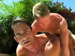 Boy to soft video sex urine pee movie first time Daddy Poolside