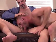 Hot sexy guy fucked by strong fucker
