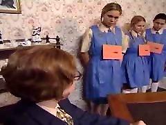 terrore e severa disciplina alla scuola correzionale