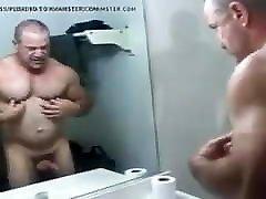 Horny bear cop
