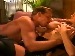 Girl in hmmm lecker with big boobs gets a big cock - 90s vintage