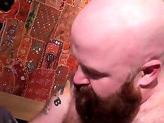 BEARFILMS nxnxxxxcom com Gruff Hunter Bangs With fuck nive After Blowjob