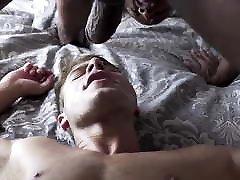 Spanish tia ling gang bang Boy Loves To Taste A Black Dick&039;s Jizz