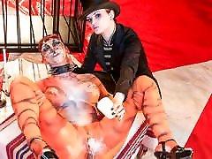 FORBONDAGE Leah Obscur & Alissa Noir - cdo candal Circus Despair