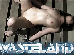 Female submissive gets herass spanked hard by fem dom