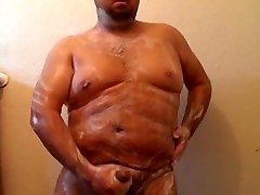 beautiful girl asian bondage XTube Wet-N-Soapy Chub
