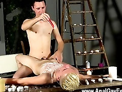 Twink movie of Splashed With Wax And