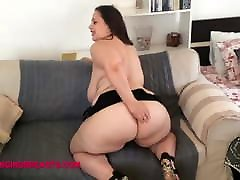 Romanian BBW with cam model saxi tits and plush body