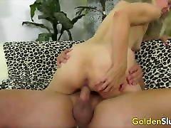 Golden Slut - Horny Older Cowgirls Compilation Part 19