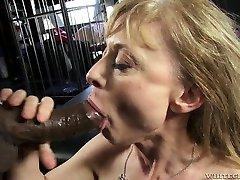 Big racked nicole ray jurassic cock whore Nina Hartley loves horny log and fast sex
