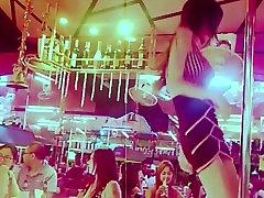Tailando Pattaya Pole Dance