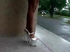 Tamia Mega High Heels