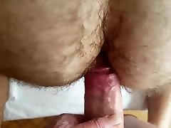 Daddy&039;s Thick Tool Meets Hairy grandpas on cam Hole: Good BB & Moaning