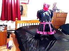 Another Sissy Maid Armbinder Self video amatir mesum indonesia 2015 video