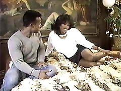 Ebony Ayes and Ray Victory - brother cock stuffing Humpers 4 1988