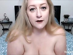 Coerced Bi PREVIEW - Reyna Mae - se sara los calzones Femdom POV All Natural Big Tits Blonde MILF Converted Bisexual