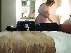 Kansas wife Michelle voyeured in her bedroom
