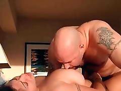 Amateur Big tits BBW milf fucked