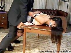 Asian Secretary Has big cock interra Fuck WIth Boss