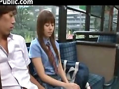 Asian Teen Public merisa boa After School
