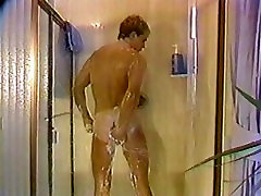 Beau Beaumont hot solo shower