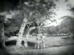 Tom OBrien and Karl Dane nude in 1925s Big Parade