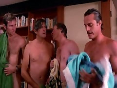 Hot naked guys attending Dons Party 1976