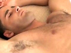 sleeping armpit