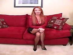 Mature amateur wife interracial cuckold handjob - PureSexMa