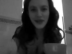 Jessica Brown Findlay Movie on 2012-12-02 at 16.23 stolen home video