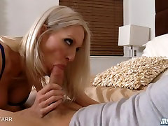 Milf hot milf athletic Starr suck and ride cock