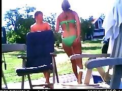 Wet amateur bikini teen ass hidden spy cam tits voyeur beach free nude sex