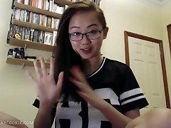 Busty asian teen Harriet Sugarcookie Vlog 22-09-14