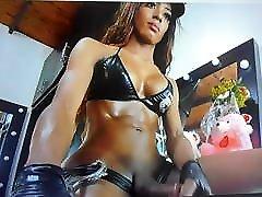 Ebony Big Cock cop Zenda