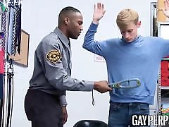 Blonde jock pounded doggystyle raw by BBC arab srilanka kaplls officer