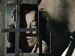Italijos reikalas sekso scena: Silvio fucks Laura Conti iš Il confessionale