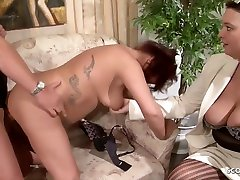 Red haired, riding to ogasim first time street czech is bouncing up and down while fucking a guy she likes
