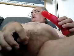 Old docter sis daddy cum on cam 73