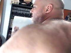 BullMuscleJoe&039;s Hairy nudist photoes Flex Show!